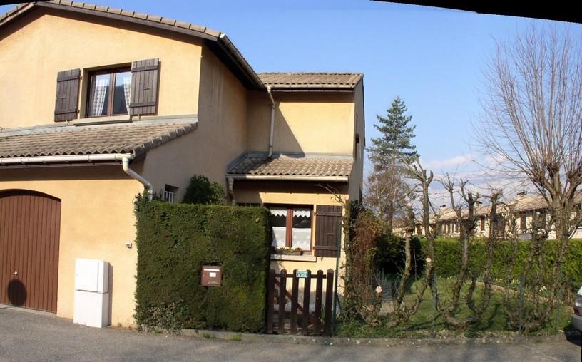 Vente maison t5 au versoud pr s de grenoble - Grillage jardin maison grenoble ...